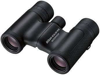 Бинокль Nikon Aculon W10 10x 21мм черный
