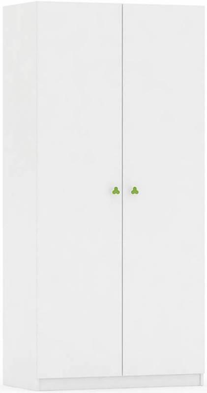 Комоды и пеленальные столики Фея 0001070.6  белый лайм - фото 1