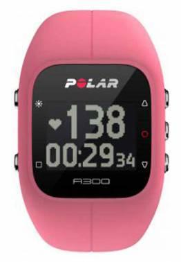 Часы спортивные Polar A300 розовый