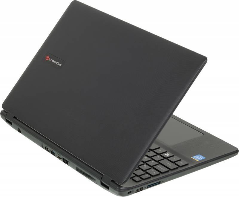 """Ноутбук 15.6"""" Acer Packard Bell EasyNote ENTG81BA-C4P4 черный - фото 2"""