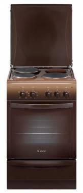 Плита Электрическая Gefest 5140 0001 коричневый