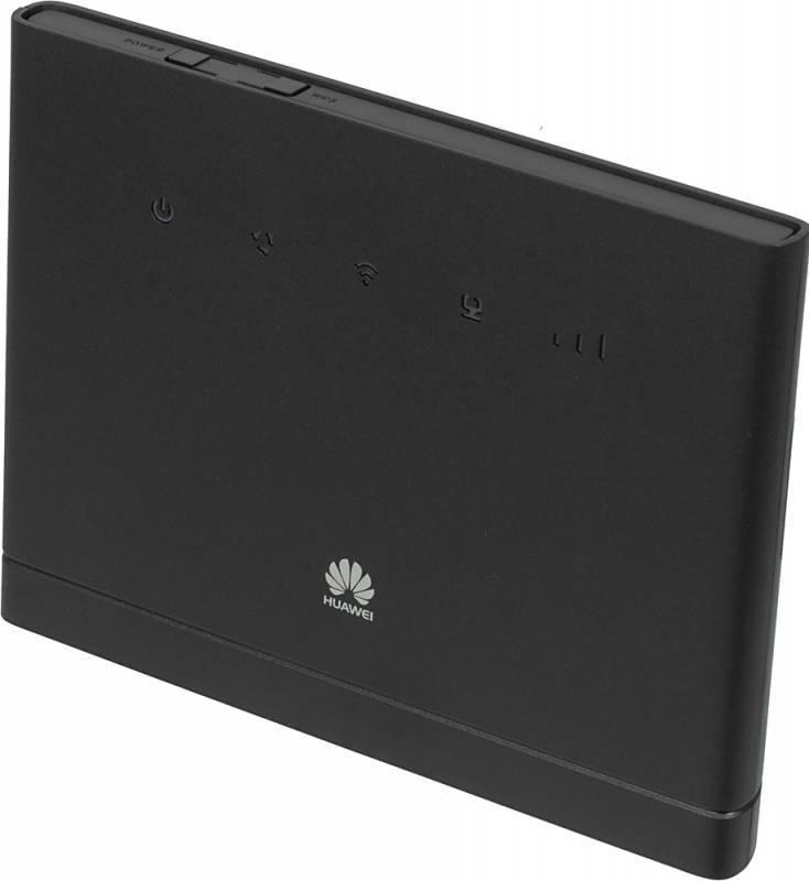 Интернет-центр Huawei B315s-22 черный (51067677) - фото 3
