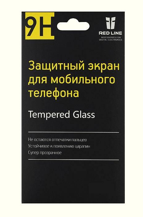 Защитное стекло Redline УТ000006147 для Samsung Galaxy A7 - фото 1