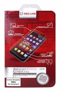 """Защитное стекло Redline для смартфонов 4"""" (УТ000006687)"""