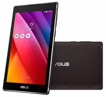 Планшет Asus ZenPad C Z170C-1A013A черный, процессор Intel Atom x3-C3230, оперативная память 1Gb, встроенная память 8Gb, диагональ экрана 7, IPS, 1024x600, WiFi, BT, камера 2Mpix/0.3Mpix, GPS, Android 5.0, поддержка microSDXC до 64Gb (90NP01Z1-M00360)