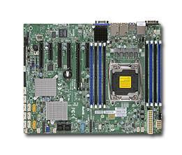 Серверная материнская плата Soc-2011 SuperMicro MBD-X10SRH-CF-O ATX Ret