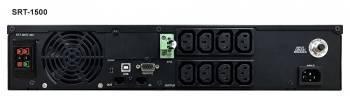 ИБП Powercom Smart King RT SRT-1000A черный