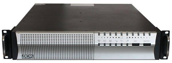 ИБП Powercom Smart King RT SRT-1500A черный - фото 3