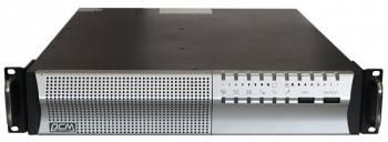 ИБП Powercom Smart King RT SRT-3000A (PF=0.9) черный (SRT-3000A)