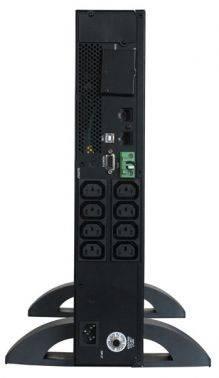 ИБП Powercom Smart King Pro+ SPR-1000 черный