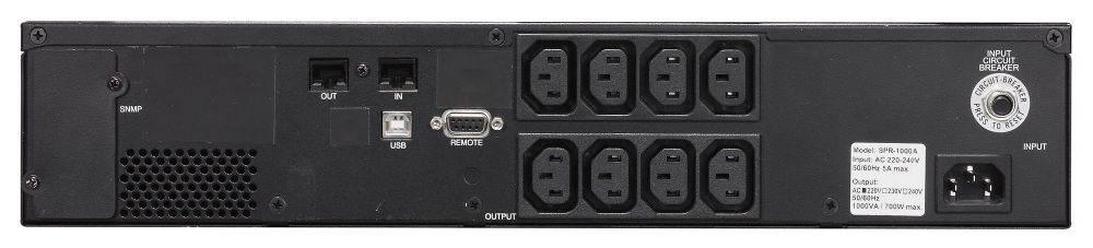 ИБП Powercom Smart King Pro+ SPR-1500 - фото 3