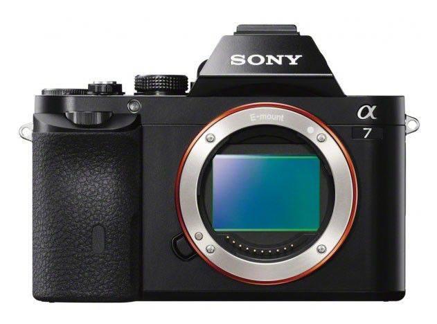 Фотоаппарат Sony Alpha A7 II body черный (ILCE7M2B.CEC) - фото 1