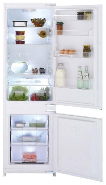 Холодильник Beko Diffusion CBI 7771 белый - фото 1