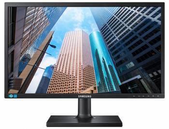 Монитор 23.6 Samsung S24E650PL черный