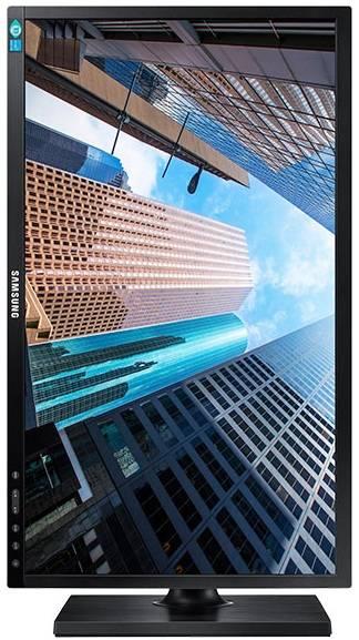 """Монитор 23.6"""" Samsung S24E650PL черный - фото 2"""