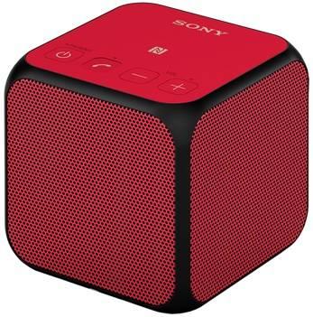 Акустическая система 2.0 Sony SRSX11R.RU7 красный