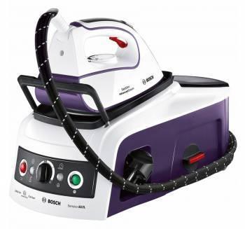 Паровая станция Bosch TDS2241 белый / фиолетовый