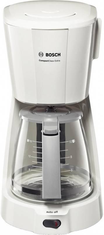 Кофеварка капельная Bosch TKA3A031 белый - фото 1