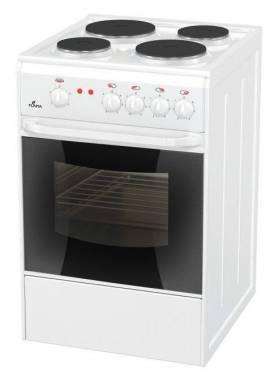 Плита электрическая Flama AE 1406 W белый