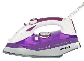 Утюг Starwind SIR8917 фиолетовый