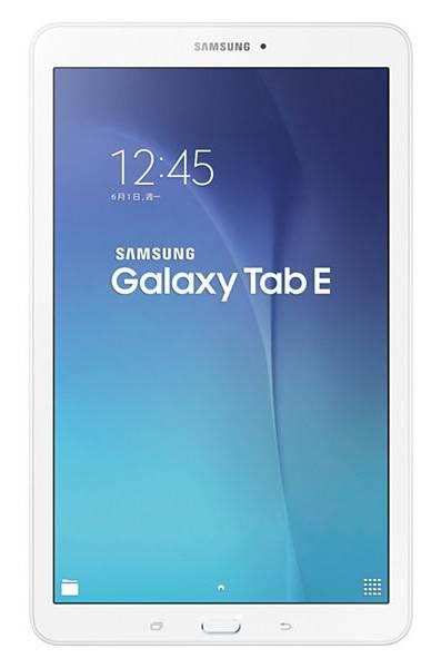"Планшет 9.6"" Samsung Galaxy Tab E SM-T561 8ГБ белый (SM-T561NZWASER) - фото 1"