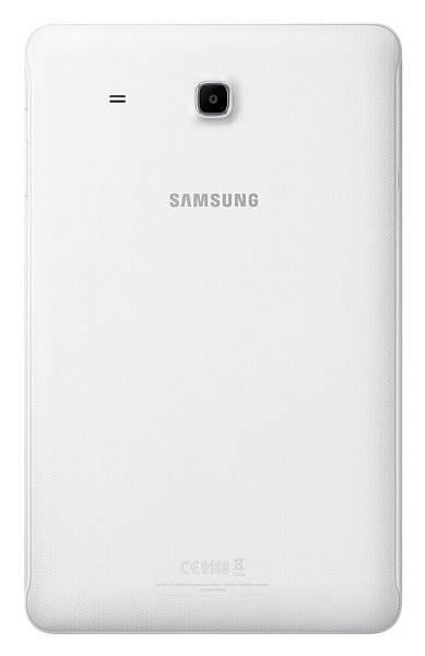 "Планшет 9.6"" Samsung Galaxy Tab E SM-T561 8ГБ белый (SM-T561NZWASER) - фото 2"