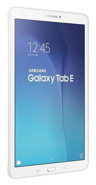 "Планшет 9.6"" Samsung Galaxy Tab E SM-T561 8ГБ белый (SM-T561NZWASER) - фото 3"