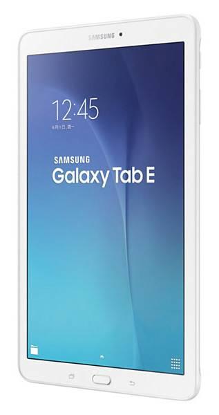 "Планшет 9.6"" Samsung Galaxy Tab E SM-T561 8ГБ белый (SM-T561NZWASER) - фото 4"