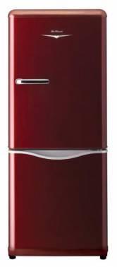 Холодильник Daewoo RN-173NR красный