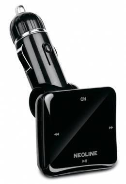 FM-модулятор Neoline Bullet FM черный