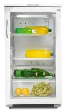 Холодильная витрина Саратов 505 (КШ-120) белый