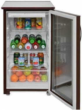 Холодильная витрина Саратов 505-01 (КШ-120) коричневый
