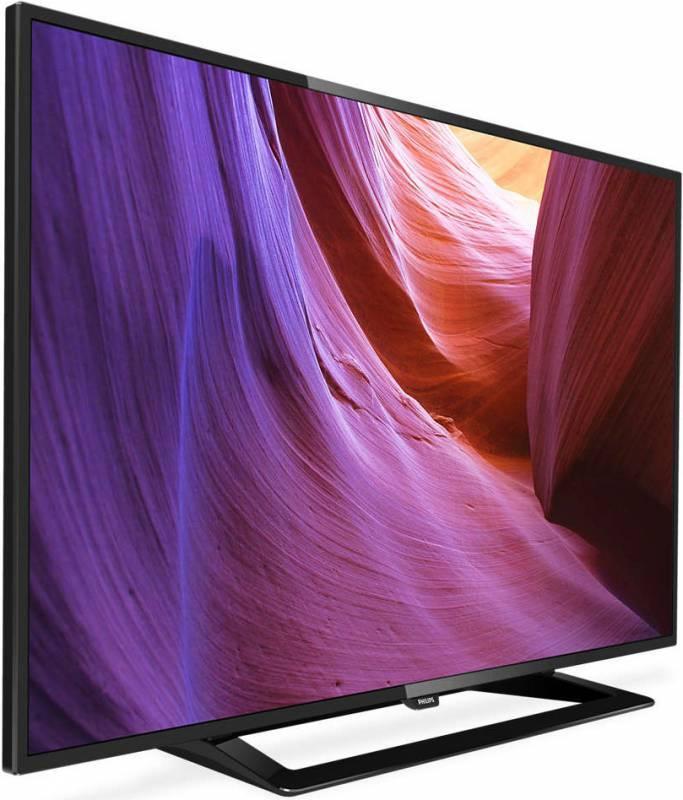 """Телевизор LED 32"""" Philips 32PFT4100/60 черный - фото 2"""