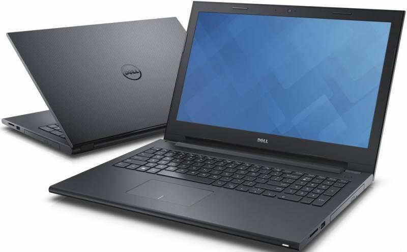 """Ноутбук 15.6"""" Dell Inspiron 3541 (3541-9080) черный - фото 1"""