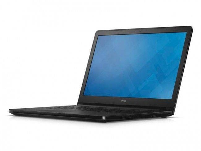 """Ноутбук 15.6"""" Dell Inspiron 5558 черный - фото 1"""