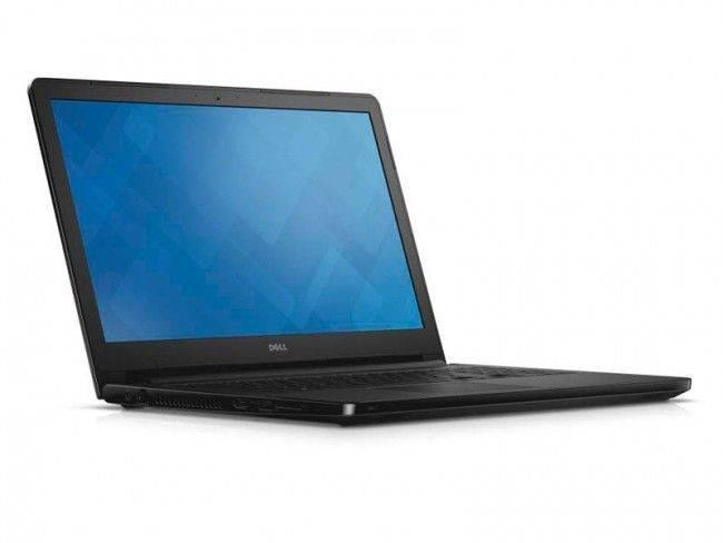 """Ноутбук 15.6"""" Dell Inspiron 5558 черный - фото 3"""