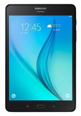 Планшет 8 Samsung Galaxy Tab A SM-T355 16ГБ черный (SM-T355NZKASER)