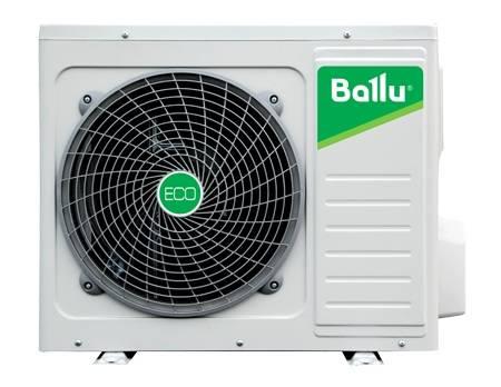 Сплит система Ballu BSE-12HN1  черный - фото 2