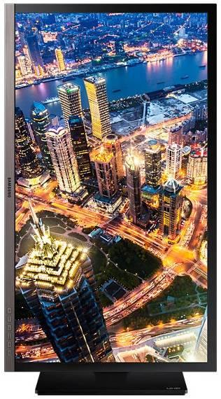 """Монитор 28"""" Samsung U28E850S черный - фото 2"""