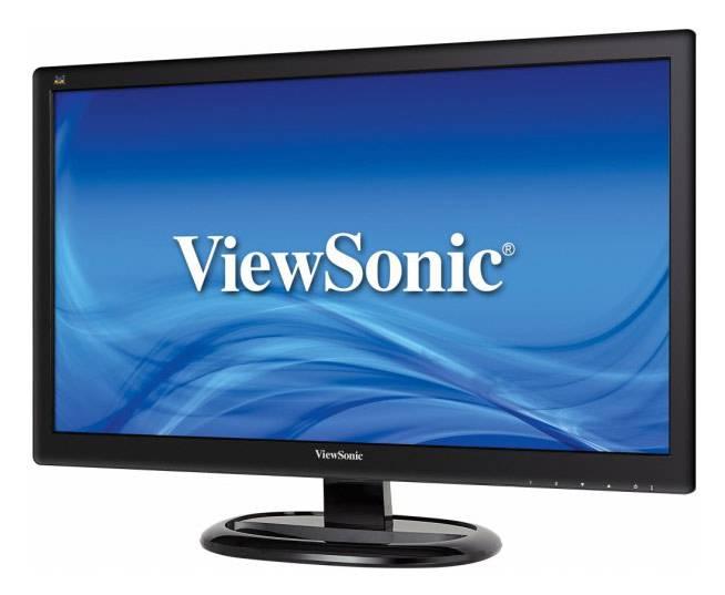 """Монитор 23.6"""" ViewSonic VA2465S-3 черный - фото 1"""