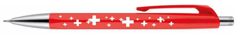 Карандаш механический Carandache Office INFINITE 884.253_GB Swiss Cross - фото 1