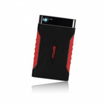 Внешний жесткий диск 1Tb Silicon Power Armor SP010TBPHDA15S3L черный USB 3.0