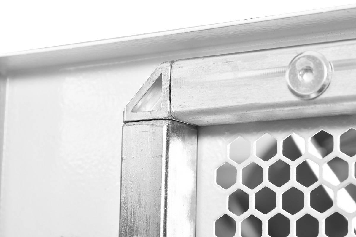 Шкаф коммутационный ЦМО ШТК-М-42.8.8-4ААА 42U белый - фото 2
