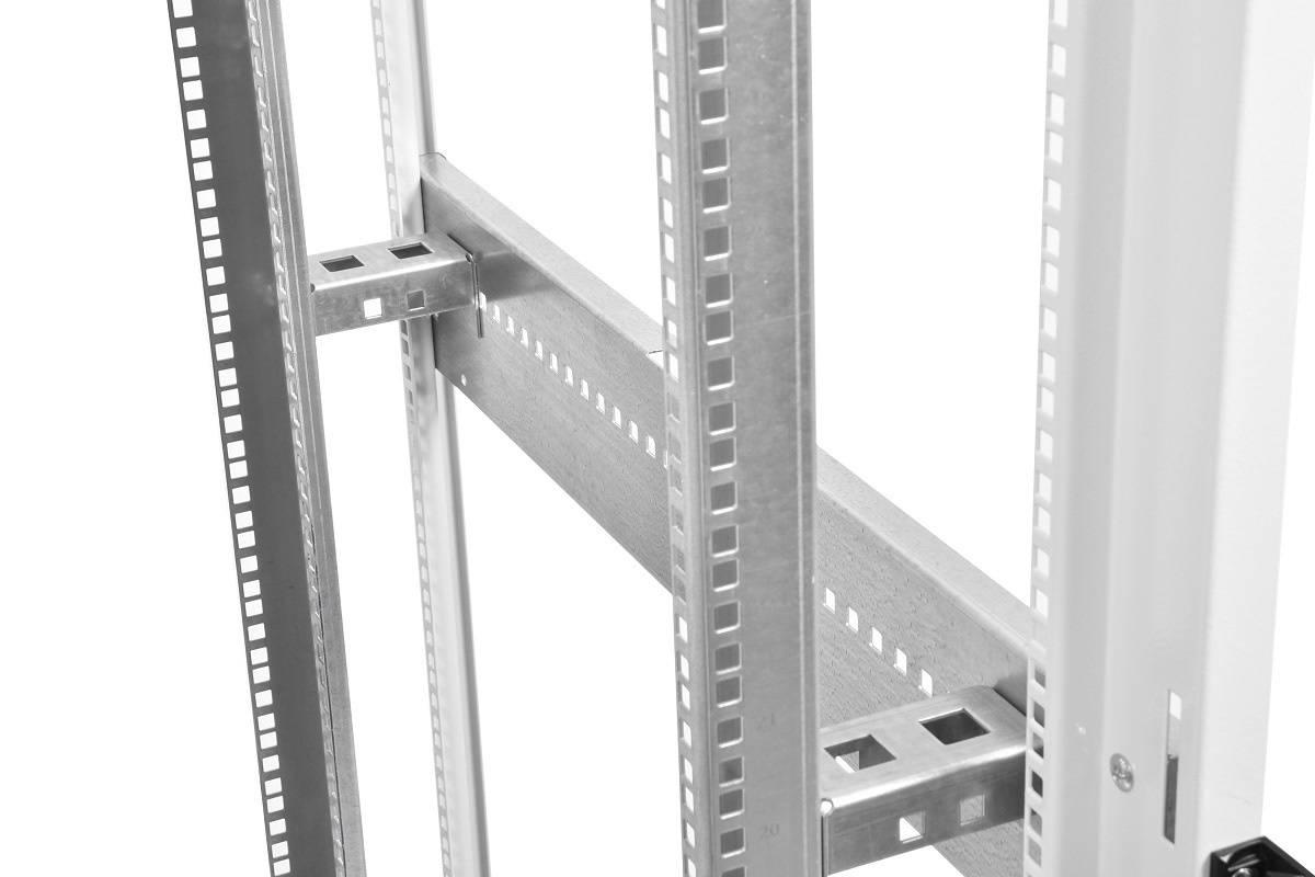 Шкаф коммутационный ЦМО ШТК-М-42.8.8-4ААА 42U белый - фото 4