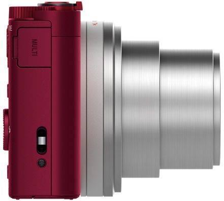 Фотоаппарат Sony Cyber-shot DSC-WX500 красный - фото 5