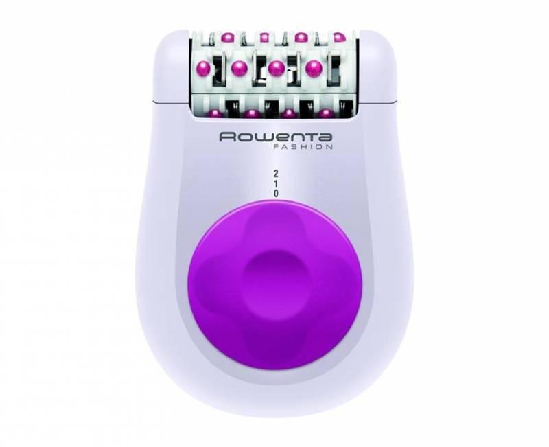 Эпилятор Rowenta EP1045F0 белый/розовый - фото 1