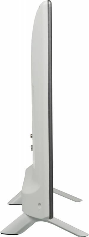 "Телевизор LED 28.5"" LG 28LF498U серебристый/белый - фото 3"