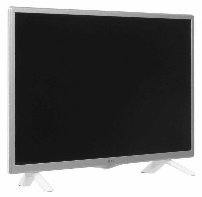 "Телевизор LED 28.5"" LG 28LF498U серебристый/белый - фото 5"