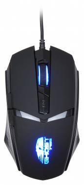 Мышь Oklick 795G GHOST черный (MW-1321)