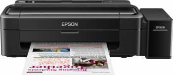 Принтер Epson L132 черный (C11CE58403)